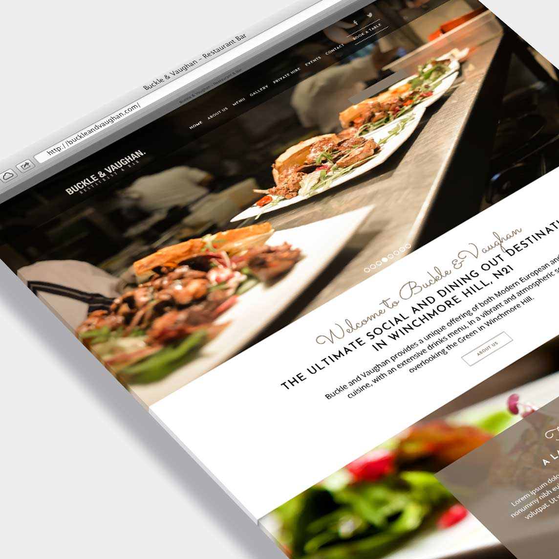 Degraf - Web Design and Build